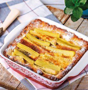 Francouzský medový koláč